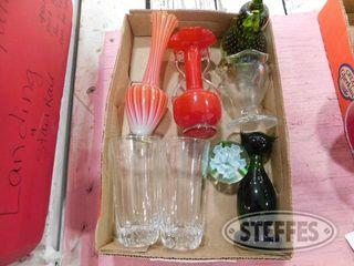 Assorted Glassware 1 jpg