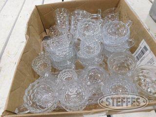Box of Assorted Glassware 1 jpg