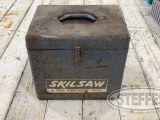 Skilsaw w Metal Case 0 jpg