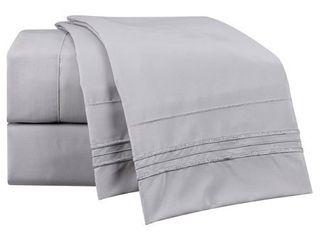 Queen  Clara Clark Bright Color Collection Bed Sheet Set