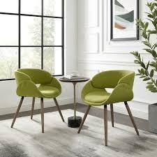 Corvus Mid century Modern Accent Chairs Retail 261 99
