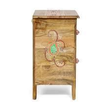 Fullen Mango Wood Nightstand by Christopher Knight Home