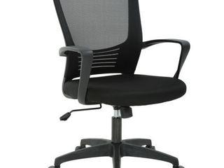 Office Chair Ergonomic Cheap Desk Chair Swivel Rolling Computer Chair Black