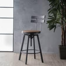 Alanis Firwood Antique 26 inch Bar Stool by Christopher Knight Home   Retail 129 49