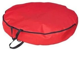 Simple living Solutions large wreath bag Holds up to 36  size wreath