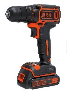 20 Volt MAX lithium Ion Cordless 3 8 in  Drill Driver with Battery 1 5Ah  Missing charger