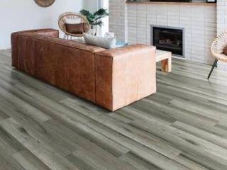 Shaw matrix with advance flex technology 12 piece 5 9 in x 48 03 in Harper maple luxury vinyl plank flooring