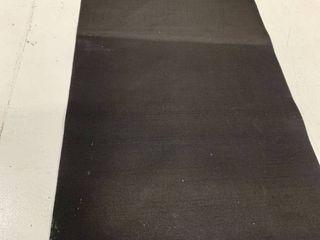 126a x 48a rubber black mat