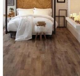Style selections 4 in x 36 in safari vinyl plank flooring
