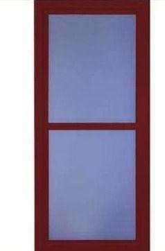larson Tradewinds Full View 36x81  cranberry full view aluminum storm door