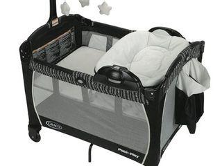 Graco Pack  n Play Portable Seat   Changer and Playard  Amari