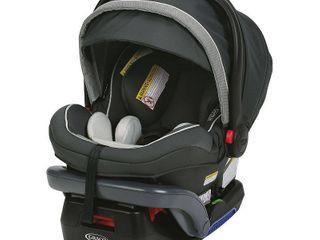 Graco SnugRide Snuglock 35 Elite Infant Car Seat  Oakley with Nuk Simply Natural 5oz Bottle  1 Pack