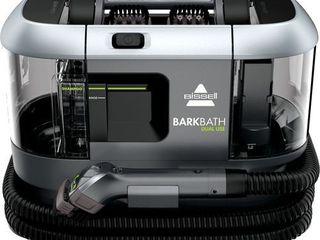BISSEll   BARKBATH Corded Handheld Deep Cleaner   Titanium