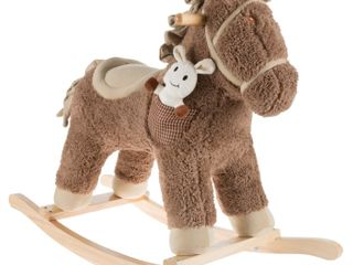 Happy Trails 80 BC6 069 Rocking Horse Ride On Toy