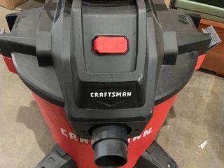 Craftsman 16g Wet Dry Vacuum
