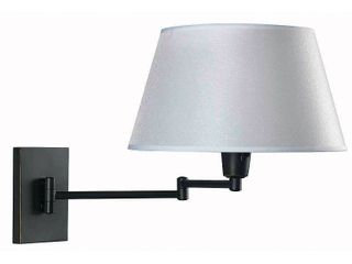 Kenroy Home Simplicity Wall Swing Arm  Oil Rubbed Bronze