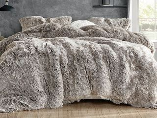 Are You Kidding   Coma Inducer Oversized Comforter   Frosted Chocolate  Retail 218 49