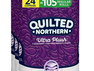 Quilted Northern Ultra Plush 24 Supreme Rolls