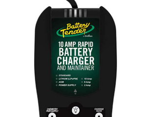 Battery Tender 10 AMP Battery Charger and Maintainer