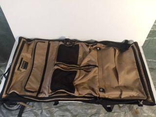 Victorinox Hanging Foldable Travel Bag with Multiple Pockets and Zippers