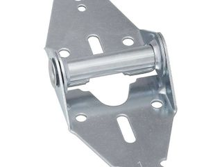 National Hardware V7608 7 3 8  High Hinge  1 W Carriage Bolt   Nuts in Galvanized