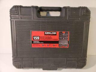 Kirkland 159 Piece Mexhanics Tool Set