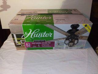 Hunter Designer Series Port Isabel 52 Inch Ceiling Fan
