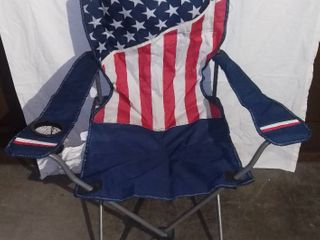 USA Folding Recreation Chair