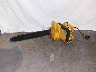 Wen lumberjack 16 Inch Electric Chain Saw Works