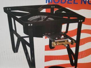 Omega Power Propane Gas Burner  Model   B 4241