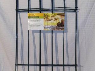Garden Accents Green Folding Fence 32 Inch x 10 Feet