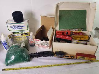 Nice lot of Assorted Model Train Equipment