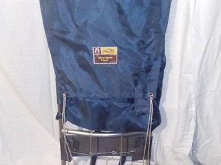 Vintage Mountain Crest Aluminum Frame Nylon Hiking Backpack