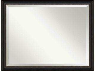 Trio Oil Rubbed Bronze Bathroom Vanity Wall Mirror  Retail 206 99