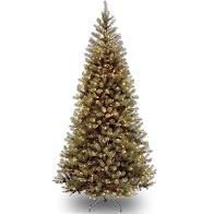 6 ft  Aspen Spruce Tree with Clear lights