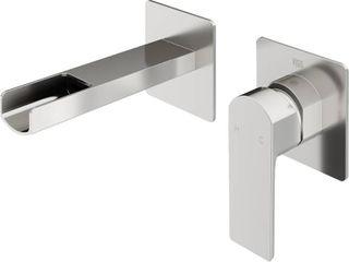 VIGO Atticus Wall Mounted Bathroom Faucet