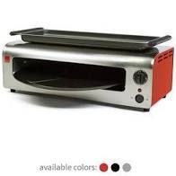 Ronco Pizza   More Home Pizza and Wing Oven with Removable Warming Tray and Pan