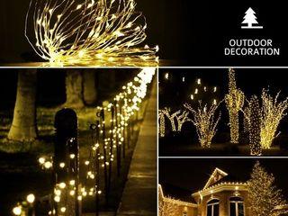 100 lED String light Warm White Outdoor