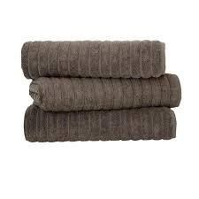Classic Turkish Cotton Ribbed Bath Sheet