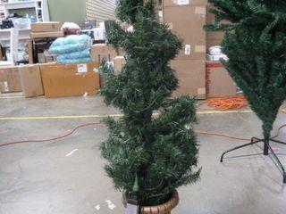 3 5ft Tall Christmas Tree Decoration