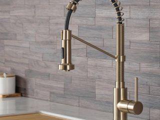 Kraus KPF 1610 Bolden Commercial 2 Function Pulldown Kitchen Faucet  Retail 279 95