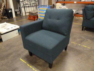 Blue Corner Chair Piece