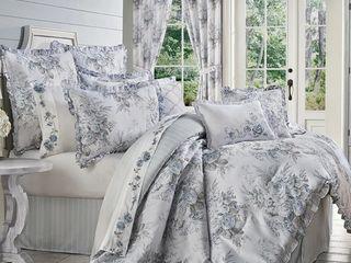 The Gray Barn Morning Star Farmhouse Floral Comforter Set  Retail 149 49