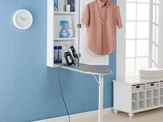 Wall mounted Ironing Board and Storage Center  Retail 159 99