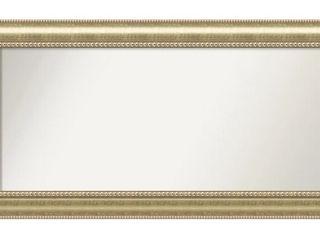 Wall Mirror Choose Your Custom Size   Medium  Astoria Champagne Wood  Retail 212 46