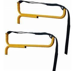 RAD Sportz level Canoe Hanger Kayak Rack and Stand Up Paddle Board Holder Yellow