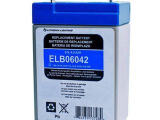 lithonia lighting Sealed lead Calcium  SlC  Emergency lighting Battery Pack