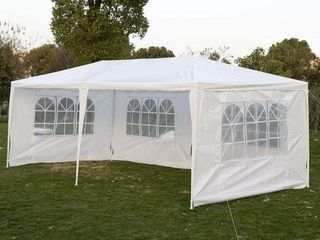 10x20 30 ft Upgrade Spiral Interface Wedding Party Canopy Tent  Retail 93 99