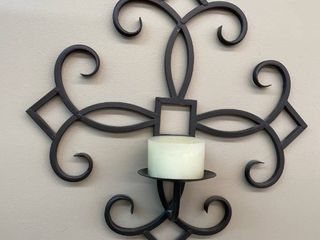 Artistic Candle Sconce x 4
