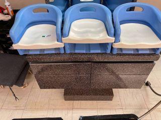 PANSY EllEN Booster Seats x 3